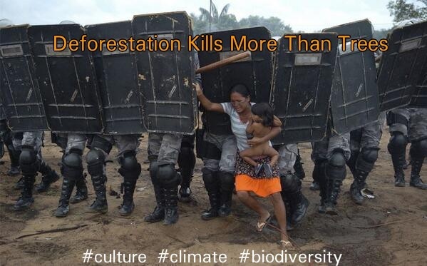 forest tribes and forest conservation