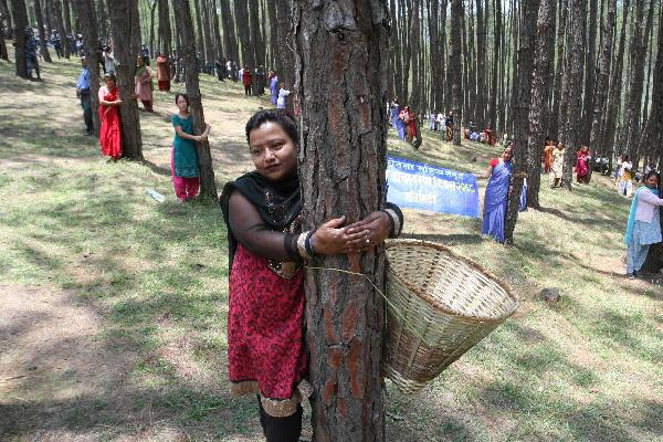 forest conservation Nepal