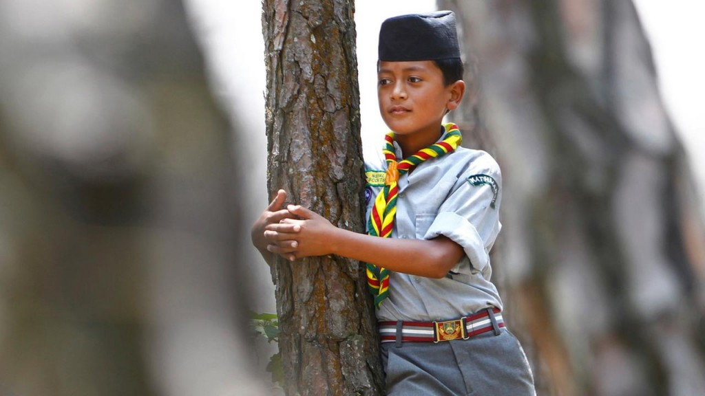 Nepal's forest conservation