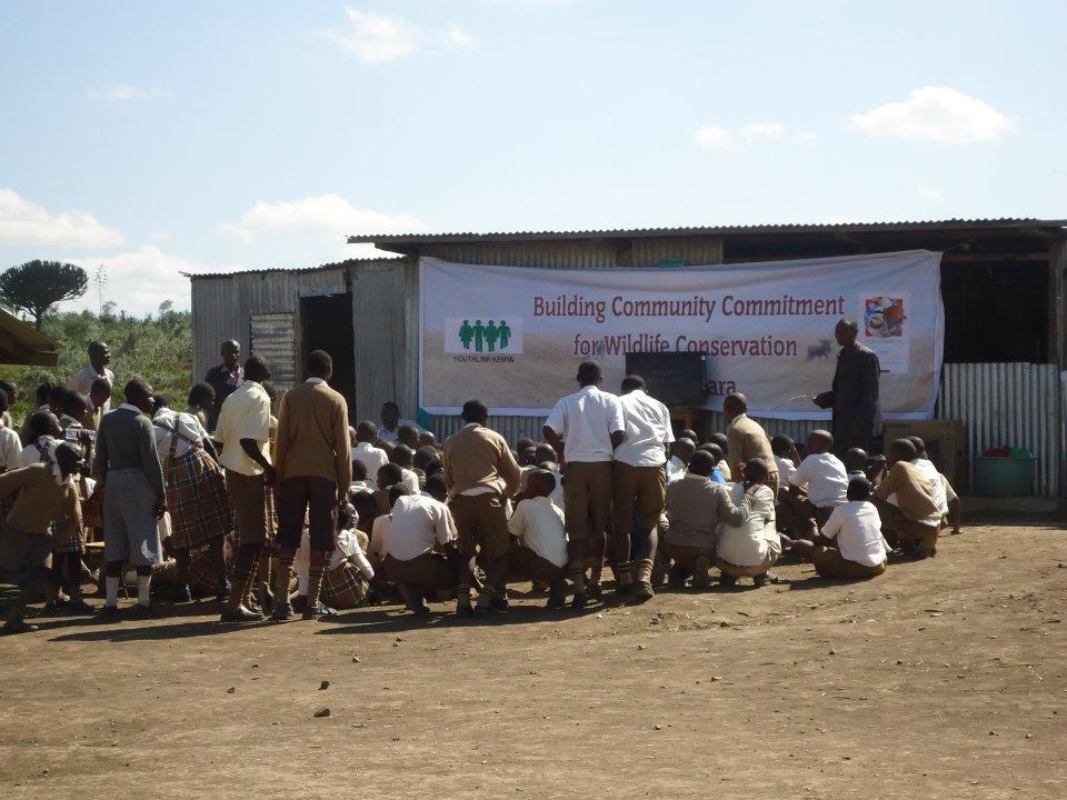 wildlife conservation in Kenya