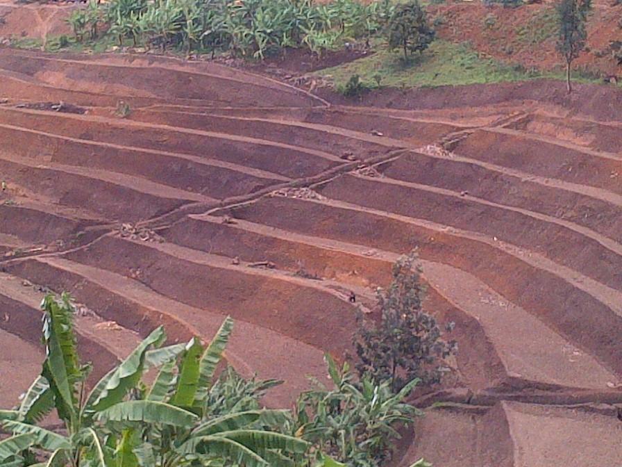 integrated watershed management Rwanda