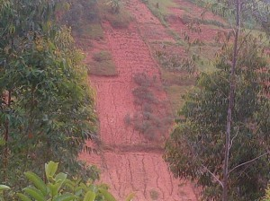 watershed management Rwanda