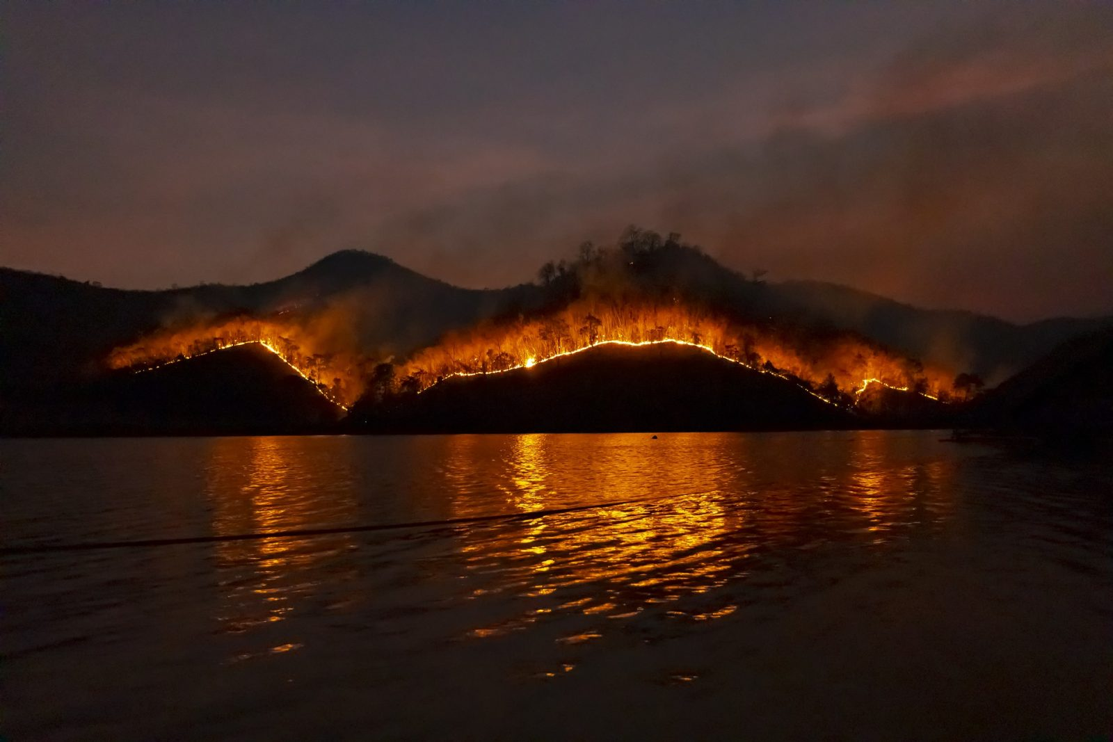 American West Scorched By Climate Change